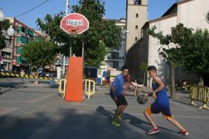 basquet al carrer