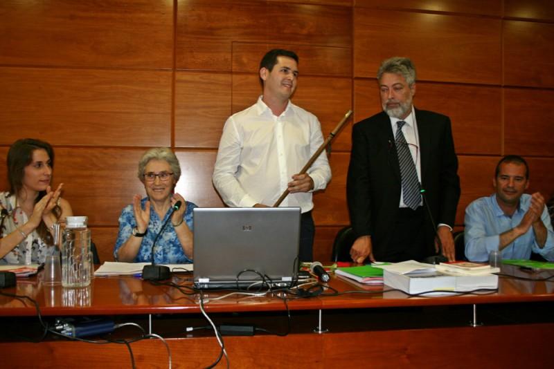 investidura alcalde 2