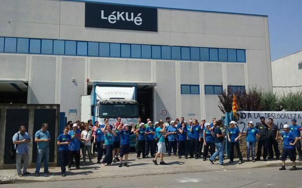Acord entre la direcció de Lékué i els treballadors per l'ERO