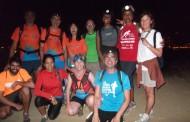 El CE Fondistes tanca la temporada amb la marxa nocturna al Poblat Ibèric Les Maleses