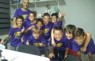 Dos equips de base de la Llagosta són campions de lliga i quatre subcampions