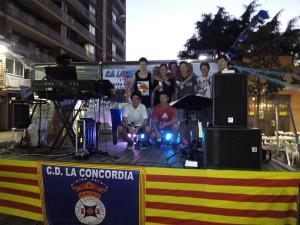 Fotografia: twitter CD la Concòrdia.