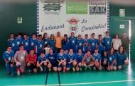 El CD la Concòrdia celebra la seva 1a Nit del Futbol Sala