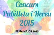 Oberta la inscripció per al concurs de la pubilleta i l'hereu de la Llagosta de 2015