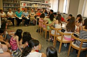 Biblioteca activitats divendres web