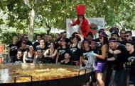 El Parc Popular s'omple amb la Paella Popular de la Murga