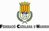 Vallag contra Joventut Handbol B a la primera jornada de la Tercera Catalana