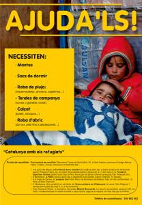 Catalunya amb els refugiats (1)