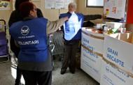La ciutadania de la Llagosta aporta uns 4.000 quilos d'aliments al Gran Recapte