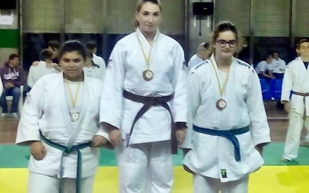 Bon resultat del judo llagostenc infantil al primer rànquing català de la temporada