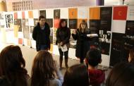 S'inaugura a l'Institut Marina l'exposició 'Català, llengua d'Europa'