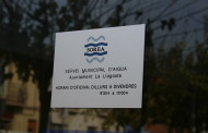 El Consistori no prorrogarà el contracte de l'aigua amb l'empresa Sorea