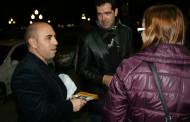 ERC demana el vot independentista a la Llagosta en una passejada electoral