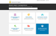 El Portal de la transparència de l'Ajuntament es posarà en marxa al gener