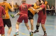 El derbi local d'handbol entre el Joventut i el Vallag acaba amb empat (29-29)