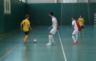 El primer equip del FS Unión Llagostense guanya el segon classificat i és més líder