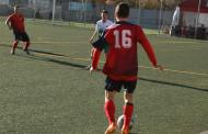 La Llagosta guanya l'Escola de Futbol Base de Sentmenat amb un gol de Sebi