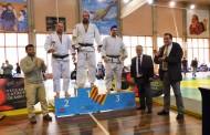 Andrei Ivancea, subcampió català de judo en menys de 100 quilos