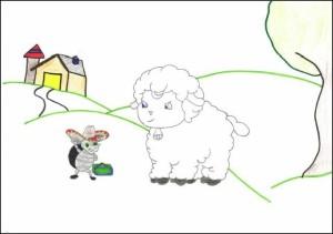 Il·lustració del conte