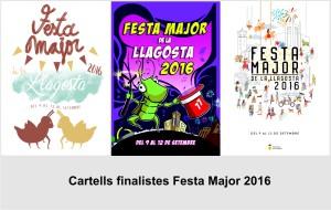 Fianlistes concurs cartells