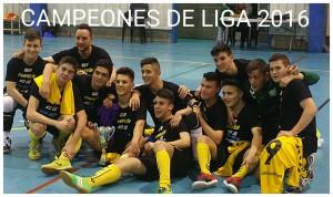 Equip juvenil. (Imatge del Facebook del FS Unión Llagostense)