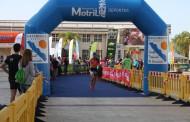 El llagostenc Alberto Martínez completa un triatló de 515 quilòmetres a Motril