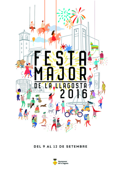 2016-06-28 cartellESCENES DE FESTA MAJOR