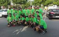 Cinc equips del JH la Llagosta disputen la Granollers Cup