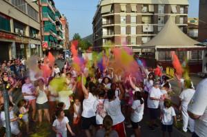 Festa del colors Nou Casal - Aspayfacos