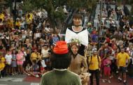 Els gegants estaran presents a la Festa Major del Clot