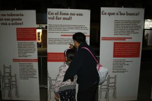 contra la violencia envers les dones 2