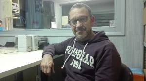 Luis Canalejas a Ràdio la Llagosta.