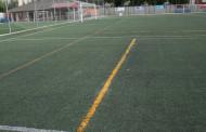 El Consistori fa millores al Camp Municipal de Futbol Joan Gelabert