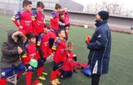 El CE la Llagosta participa en un projecte pioner català sobre els bons hàbits en el futbol formatiu