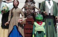 La Colla Gegantera participarà diumenge en la 35a Trobada Gegantera de Navarcles