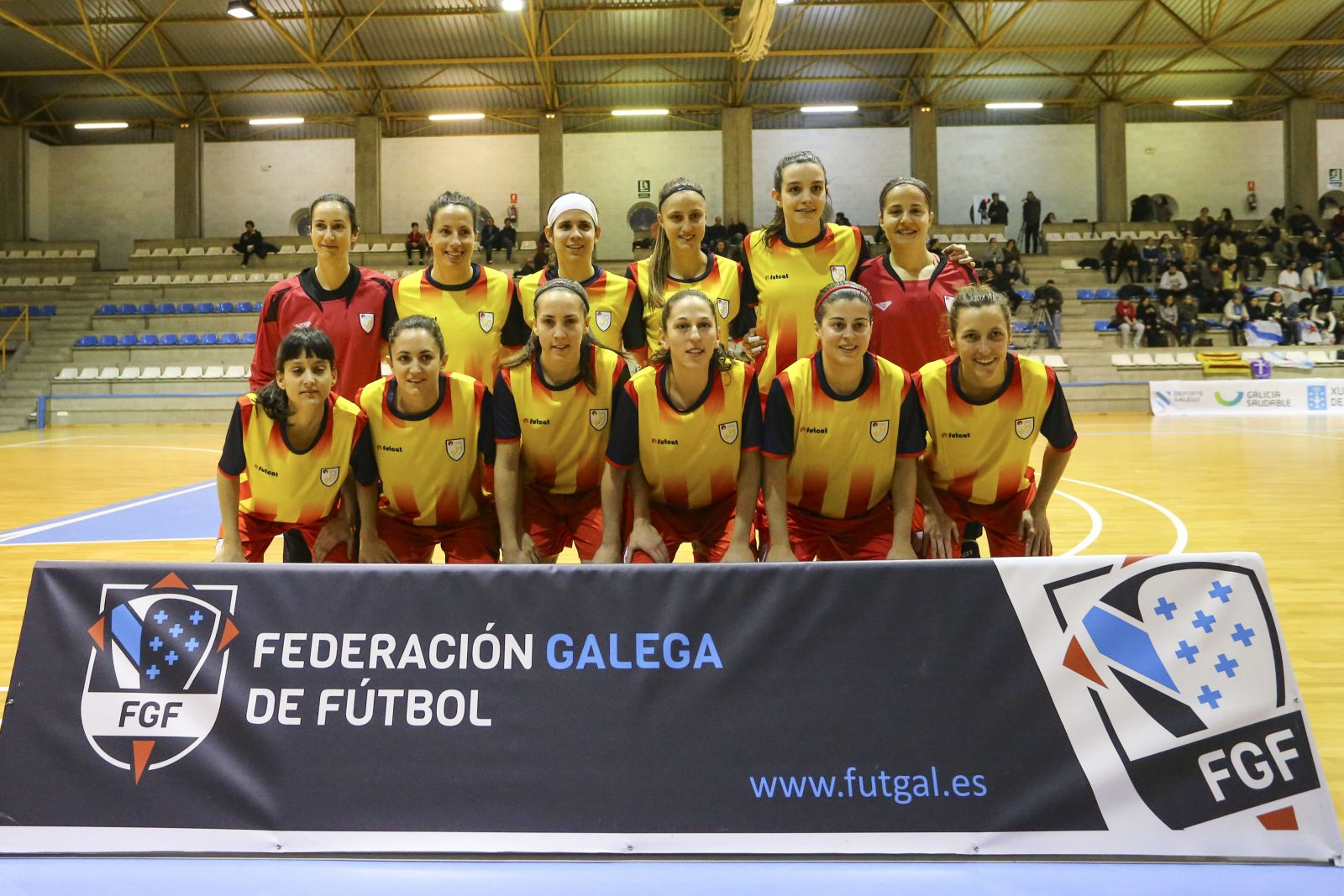 Catalunya perd l'amistós contra Galícia amb Estefa Jémez i tres jugadores de la Concòrdia