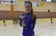 Ainara Gómez, del Club Patí la Llagosta, es classifica per a la segona fase de l'Interclubs