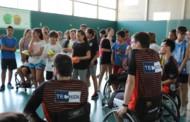 Alumnes de la Llagosta participen en una nova jornada per experimentar la inclusió esportiva