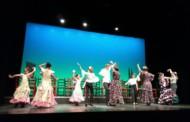El Centre Cultural va ser l'escenari dissabte del Festival de final de curs de la Casa de Andalucía