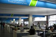 L'atur baixa al mes de febrer en vuit persones a la Llagosta