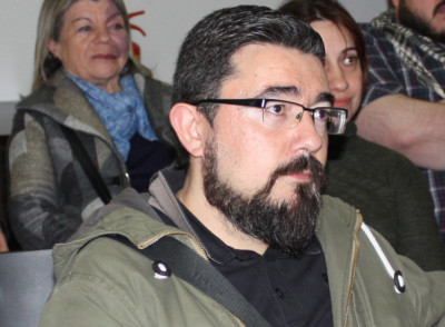 Jordi Alonso (ICV-EUiA) renuncia a la seva acta de regidor