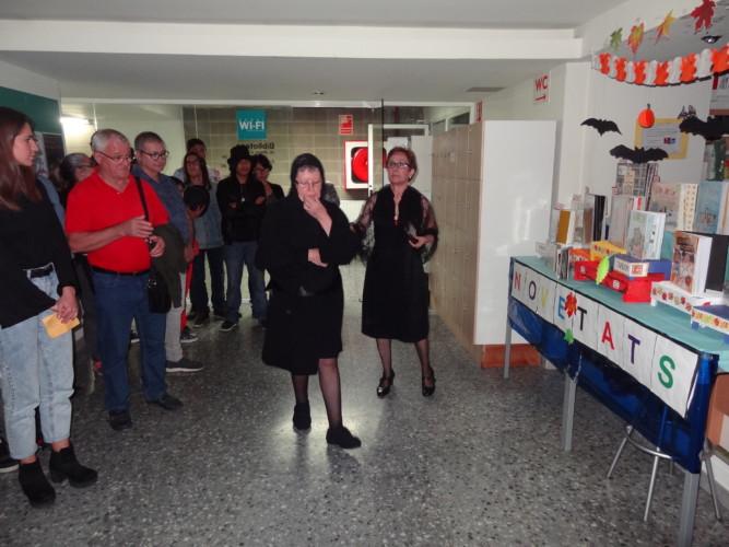Continuen els actes per celebrar la Castanyada a la Llagosta