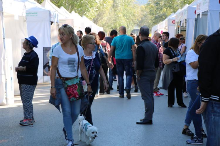 Èxit de visitants a la primera Fira de Tardor organitzada per l'ACIS