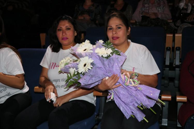 La Llagosta ret homenatge a Marisel Arauz Cuéllar, veïna assassinada per violència masclista