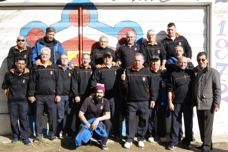 El Club Petanca la Llagosta es proclama campió de lliga i puja a la Tercera Divisió