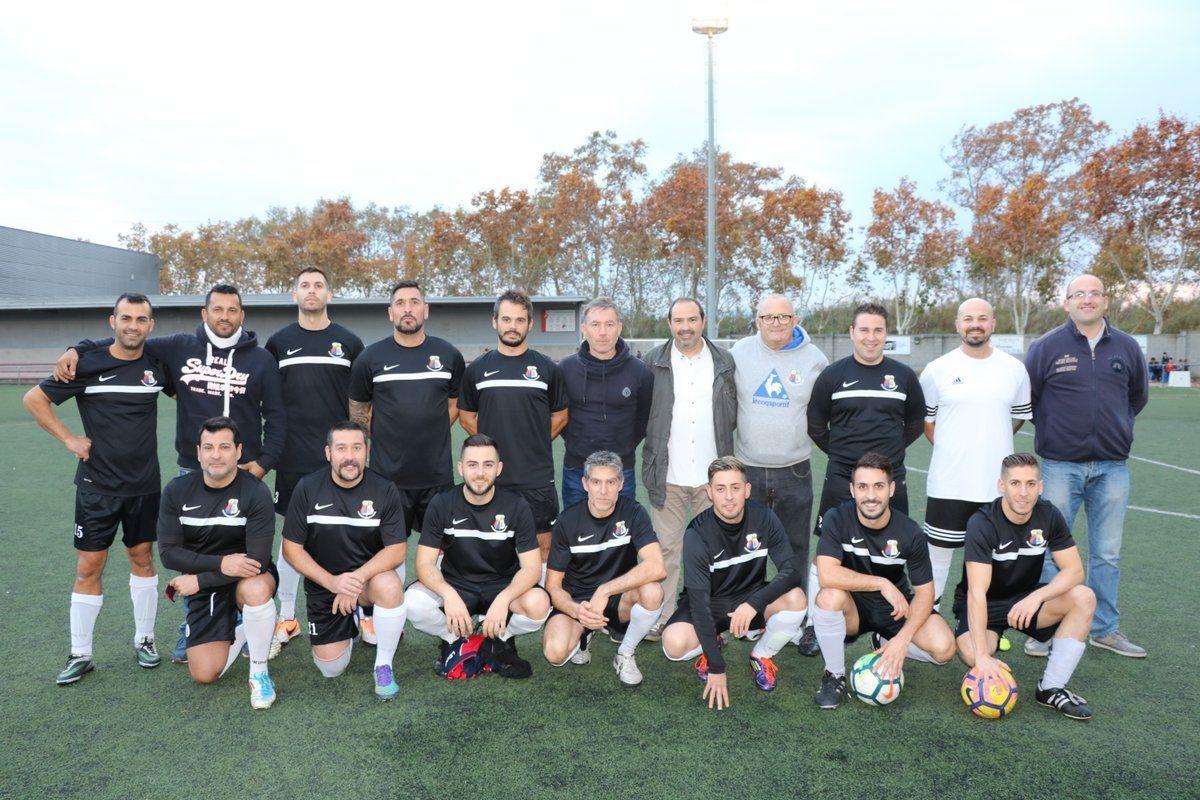 El Viejas Glorias serà campió de lliga si el Mataronesa empata o perd en l'última jornada