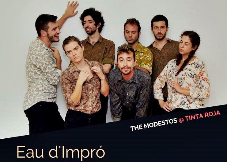 El grup teatral The Modestos, amb els llagostencs Jorge Pérez i Carlos Lupe, farà gira pel Perú