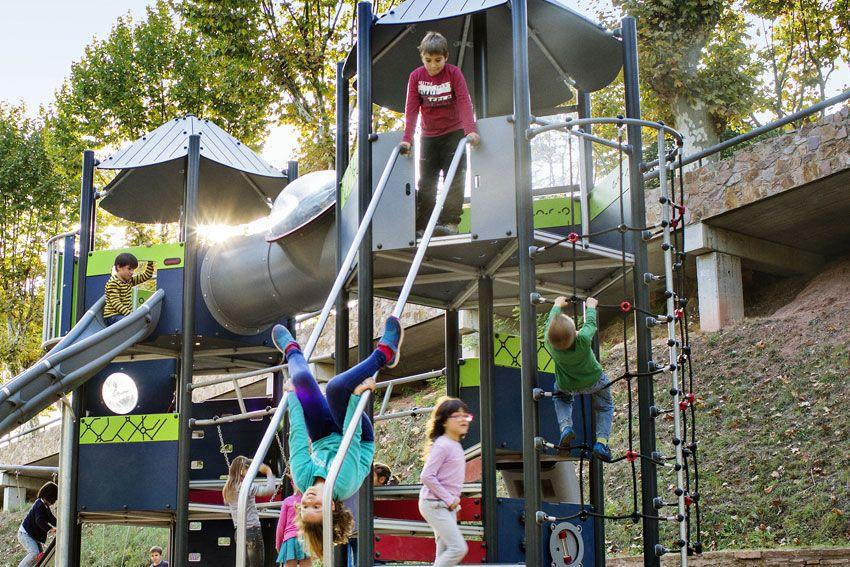 L'Ajuntament destinarà més de 363.000 euros a la renovació de cinc parcs infantils