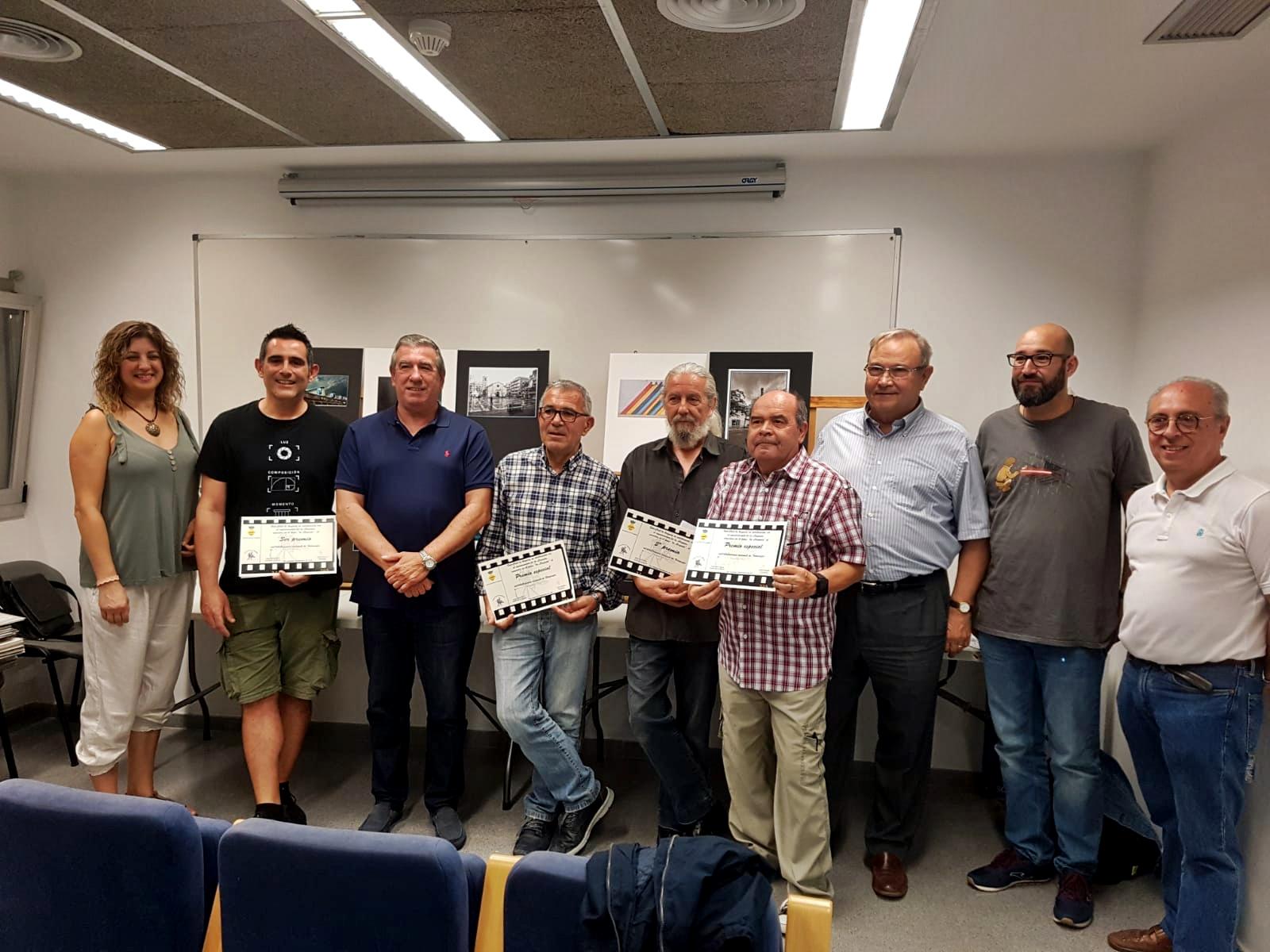 Diego Pedra i Rosalía Niñá, guanyadors del Concurs Estatal de Fotografia
