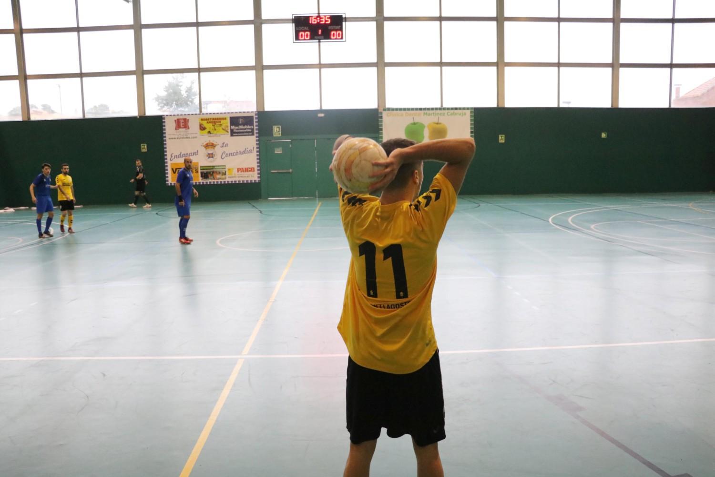 El FS Unión Llagostense acaba l'any amb una derrota contra el Clot (3-2)